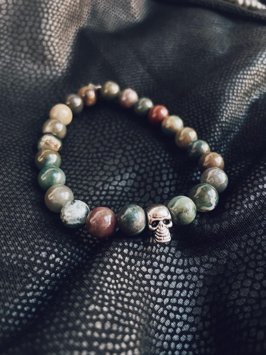 skull verde
